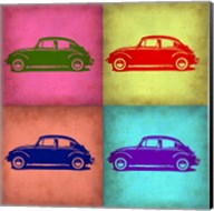 VW Beetle Pop Art 1 Fine-Art Print