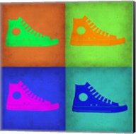 Shoe Pop Art 1 Fine-Art Print