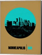 Minneapolis Circle 1 Fine-Art Print