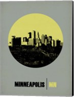 Minneapolis Circle 2 Fine-Art Print