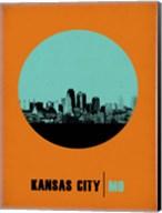 Kansas City Circle 1 Fine-Art Print