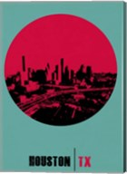 Houston Circle 2 Fine-Art Print