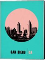 San Diego Circle 1 Fine-Art Print