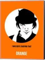 Orange 2 Fine-Art Print