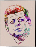 Kennedy Watercolor Fine-Art Print