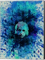 Einstein Watercolor 2 Fine-Art Print