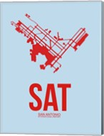 SAT San Antonio Airport 2 Fine-Art Print