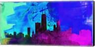 Chicago City Skyline Fine-Art Print