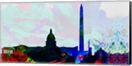 Washington DC City Skyline 2 Fine-Art Print