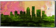 Louisville City Skyline Fine-Art Print