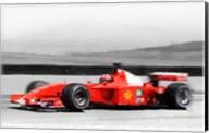 Ferrari F1 Laguna Seca Fine-Art Print