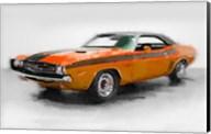 1968 Dodge Challenger Fine-Art Print