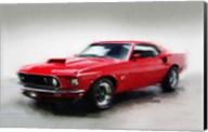 1969 Ford Mustang Fine-Art Print