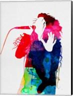 Lorde Watercolor Fine-Art Print