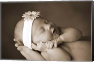 Baby with Headband Fine-Art Print