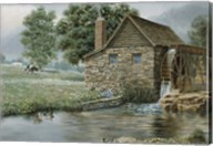 Country Mill Fine-Art Print