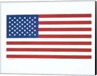 American Flag 1 Fine-Art Print