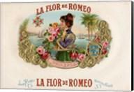 La Flor De Romeo Fine-Art Print