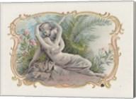 Vintage Cigar Label I Fine-Art Print