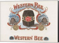 Western Bee Fine-Art Print