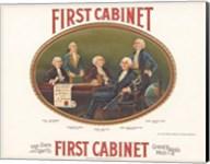 First Cabinet Fine-Art Print