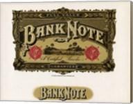 Bank Note Fine-Art Print