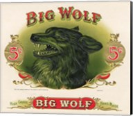 Big Wolf Fine-Art Print