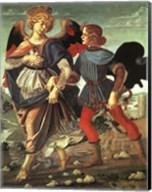 Tobias and the Angel Fine-Art Print