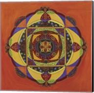 Compassion Mandala Fine-Art Print