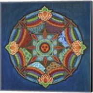 Peace Mandala Fine-Art Print