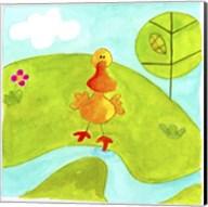 Duck Fine-Art Print