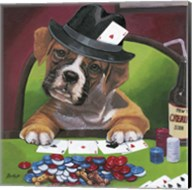 Poker Dogs 2 Fine-Art Print