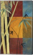 Bamboo Abstract 1 Fine-Art Print