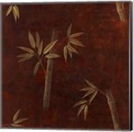 Red Bamboo Fine-Art Print