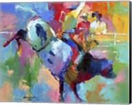 Bull Riding Fine-Art Print