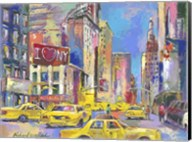 New York Taxi Fine-Art Print