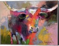 Texas Longhorn Fine-Art Print