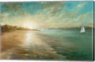 Coastal Glow Fine-Art Print