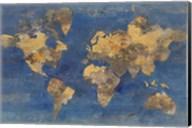 Golden World Fine-Art Print