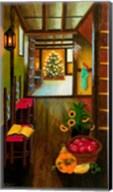 Colonial Christmas Tree Fine-Art Print