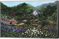 Romantic Cottage Fine-Art Print