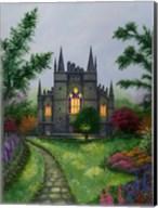 Church Garden Fine-Art Print
