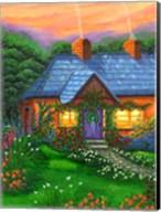 Rose Cottage Fine-Art Print