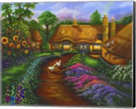 Honeymoon Cottage Fine-Art Print