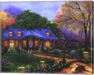 Apple Cottage Fine-Art Print
