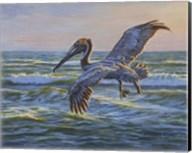 Rough Water Fishing Fine-Art Print