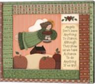 October Fine-Art Print