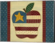 Apple Flag Fine-Art Print