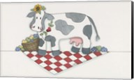 Country Cow Fine-Art Print