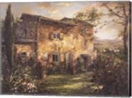 Tuscan Farmhouse Fine-Art Print